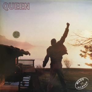 Queen - Made In Heaven Sleeve