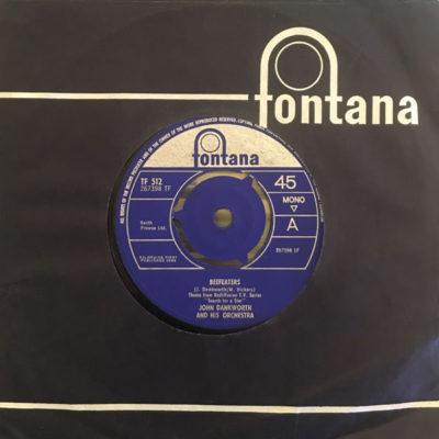John Dankworth - Beefeaters on Fontana
