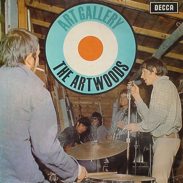 The Artwoods - Art Gallery