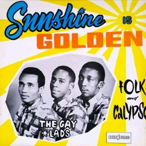 The Gaylads - Sunshine Is Golden