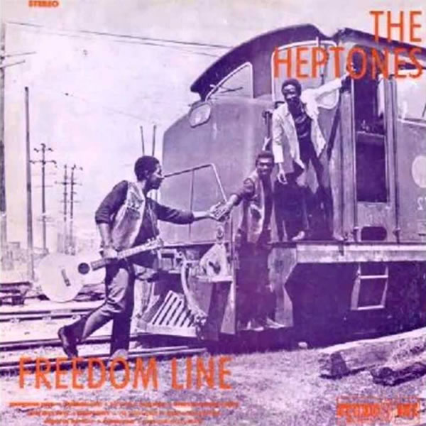 The Heptones - Freedom Line