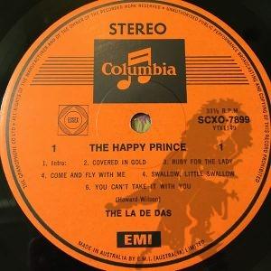 The La De Das - The Happy Prince