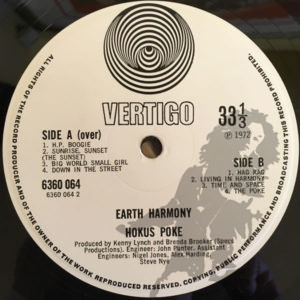 Hokus Poke - Earth Harmony